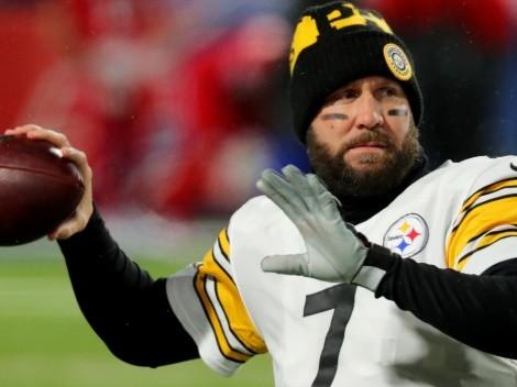 NFL 2021: Ben Roethlisberger quiere ayudar a los Steelers a ganar el Super Bowl