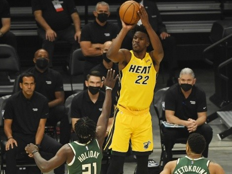 NBA 2021: Jimmy Butler busca extensión de contrato con Miami Heat