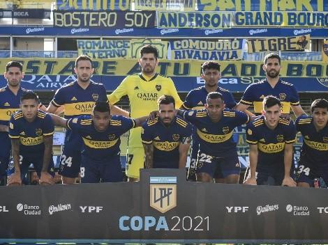 ¿Cuántos jugadores puede incorporar Boca para los octavos de final de la Copa Libertadores?