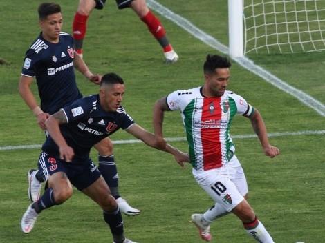 Palestino vs. Universidad de Chile: Cómo ver EN VIVO por TNT Sports y streaming el partido por el Torneo Nacional