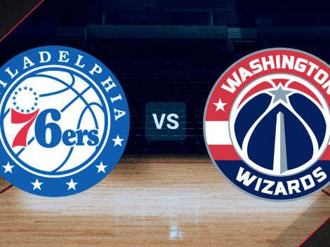 JUEGO 5 | Ver ONLINE Philadelphia 76ers vs Washington Wizards EN VIVO por los NBA Play-Offs: horario, canal de TV y streaming