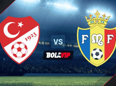A qué hora juegan Turquía vs. Moldavia por un amistoso internacional