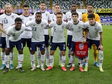Cómo seguir a Estados Unidos en Final Four de Liga de Naciones Concacaf