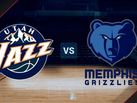 JUEGO 5 | Ver ONLINE Utah Jazz vs Memphis Grizzlies EN VIVO por los NBA Play-Offs: horario, canal de TV y streaming