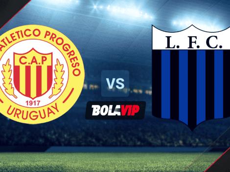 Qué canal transmite Progreso vs. Liverpool FC por el Campeonato Uruguayo