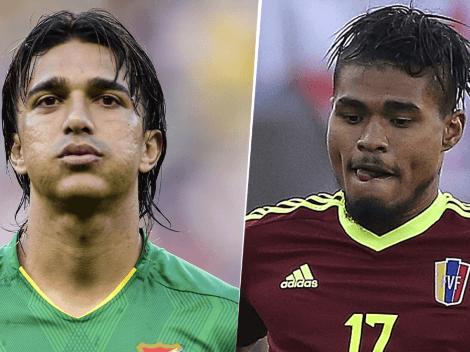 EN VIVO: Bolivia vs. Venezuela por las Eliminatorias Sudamericanas