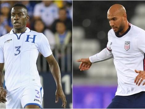 Honduras vs USMNT: Confirmed lineups for 2021 Concacaf Nations League semifinals
