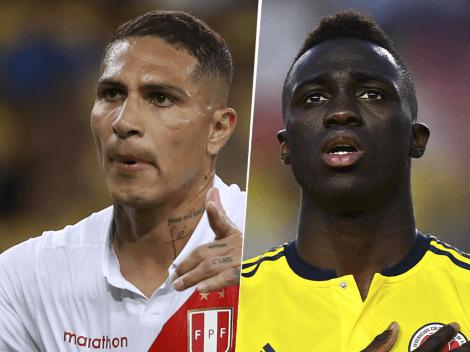 Perú vs. Colombia | VER por TV EN VIVO y EN DIRECTO | MINUTO a MINUTO | Horario y canales para mirar EN DIRECTO GRATIS el choque por las Eliminatorias Sudamericanas camino a Qatar 2022