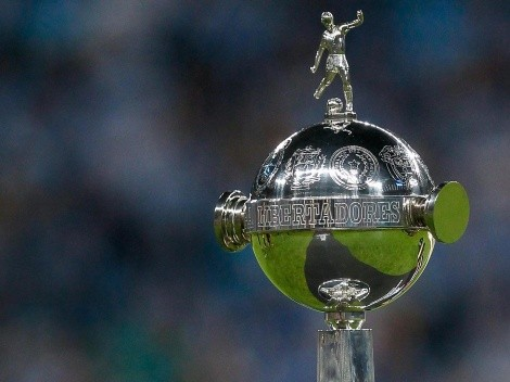 La historia del trofeo de la Copa Libertadores de América