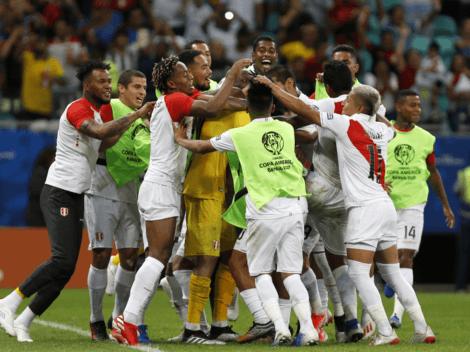 Al 90%: Ricardo Gareca presentará este equipo ante Colombia