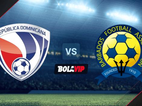 Cómo ver República Dominicana vs. Barbados por las Eliminatorias CONCACAF rumbo a Qatar 2022: fecha, horario y canales de TV