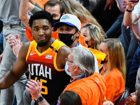 NBA Playoffs 2021: Donovan Mitchell pone al Jazz en semifinales