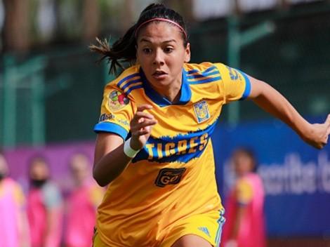 Tras ser campeona con Tigres, María Sánchez jugará en Houston Dash