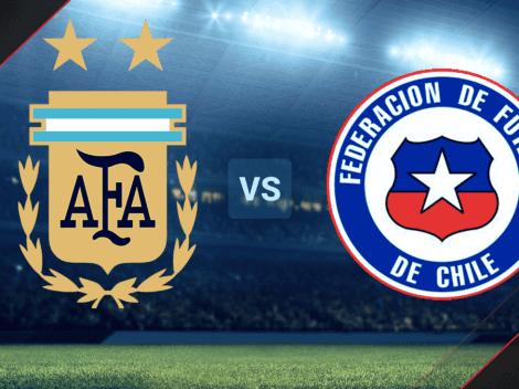 Sigue EN VIVO Argentina vs. Chile por las Eliminatorias Sudamericanas en la Fecha 7: canales de TV