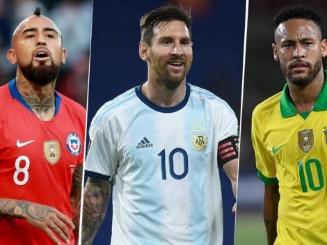 EN VIVO | Tabla de posiciones de las Eliminatorias Sudamericanas | Rumbo a Qatar 2022 | Fecha 8