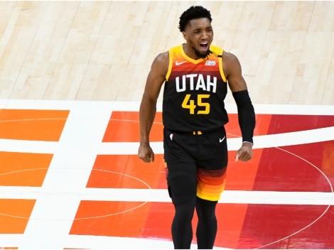 Donovan Mitchell guía al Jazz a semifinales y alcanza histórico récord en los NBA Playoffs