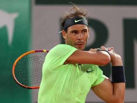 Nadal supera a Gasquet para instalarse en tercera ronda de Roland Garros 2021