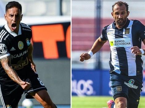 Se lo pelean: Alianza Lima y Sporting Cristal se disputan delantero peruano