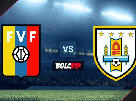 Venezuela se enfrenta con Uruguay: Fecha, hora y canal para VER EN VIVO partido por las Eliminatorias Sudamericanas