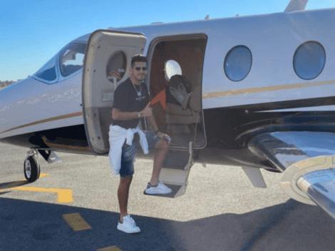 Convocatoria express: Carlos Zambrano reemplazaría a Anderson Santamaría por una lesión