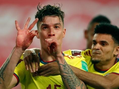 Reinaldo Rueda debutó con triunfo y goleada en la Selección Colombiana