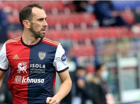 Godín dejaría Cagliari: ¿Se mueve Boca?
