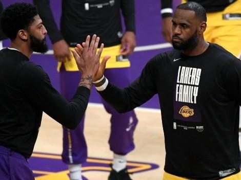 Con LeBron y Davis a la cabeza: así se reforzarán Los Angeles Lakers para NBA 2022