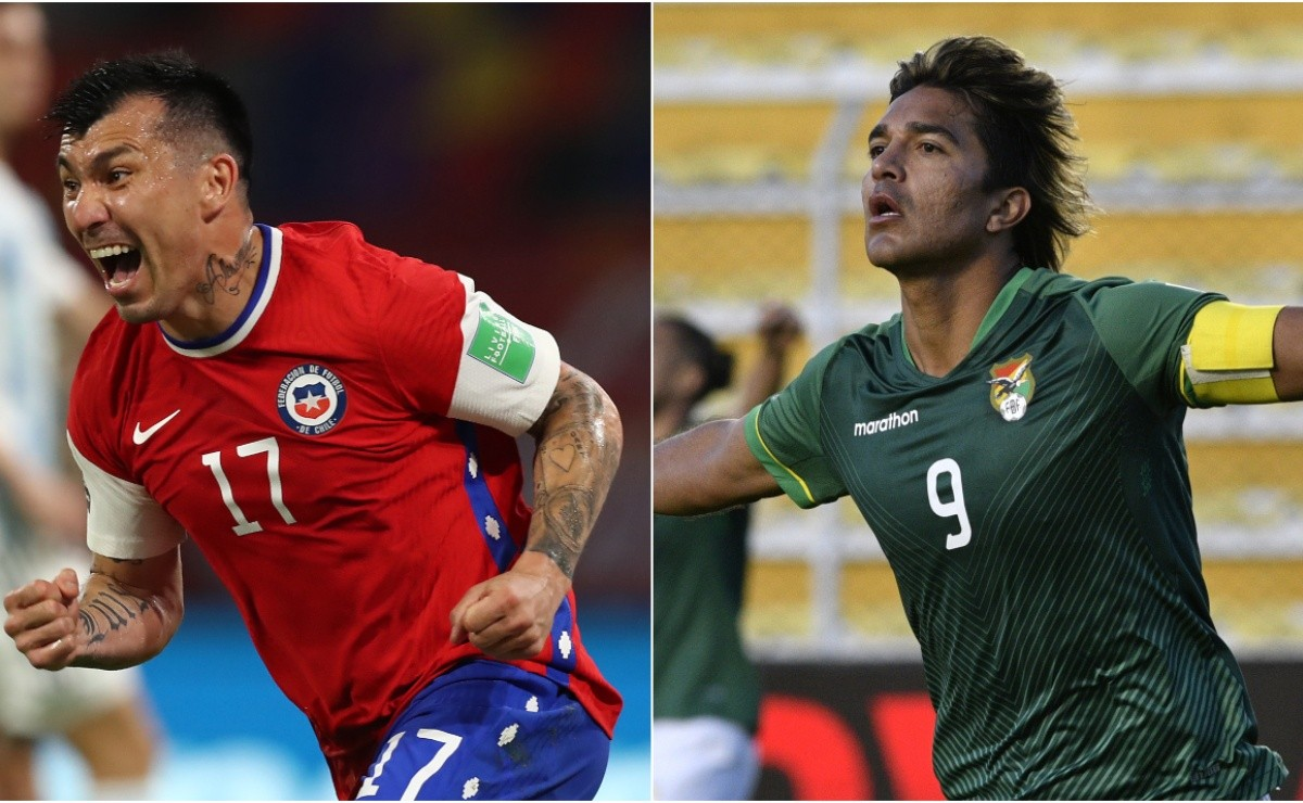 Chile vs Bolivia: Date, Time and TV Channel in the US for Conmebol South America World Cup Qualifiers 2022