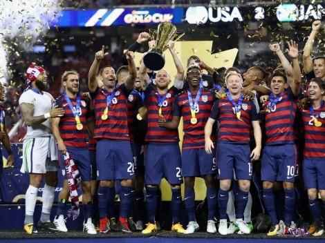 Año a año: Cómo le fue a Estados Unidos en todas sus participaciones en Copa Oro