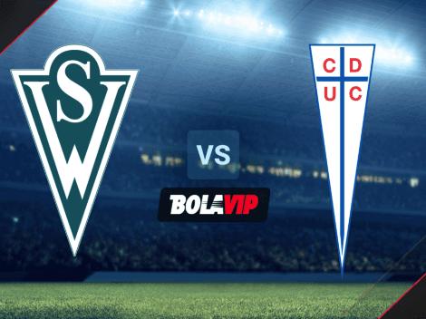 Qué canal transmite Santiago Wanderers vs. Universidad Católica por la Primera División de Chile