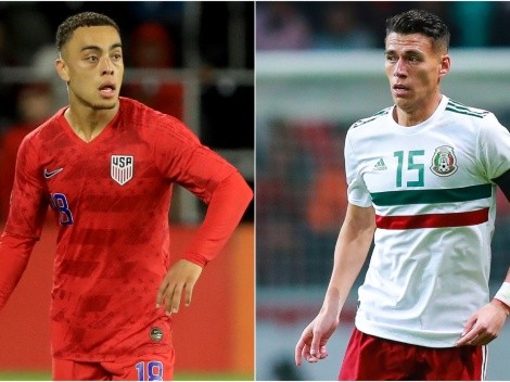 USMNT vs Mexico: Date, Time and TV Channel in the US for 2021 Concacaf Nations League Finals