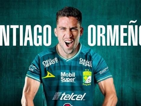 Atento Gareca: Santiago Ormeño firmó por León y mandó indirecta para México