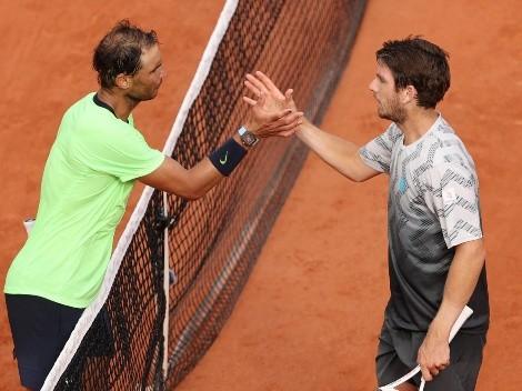 Nadal no sufre mayores contratiempos para derrotar a Norrie en Roland Garros