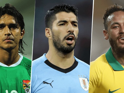 Eliminatorias Sudamericanas: Tabla de Goleadores después de la Fecha 8 | EN VIVO | Marcelo Martins máximo goleador