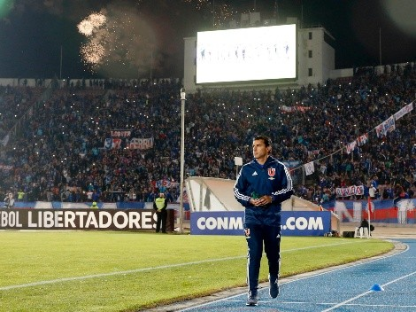 Esteban Valencia tiene revancha en la Universidad de Chile como DT