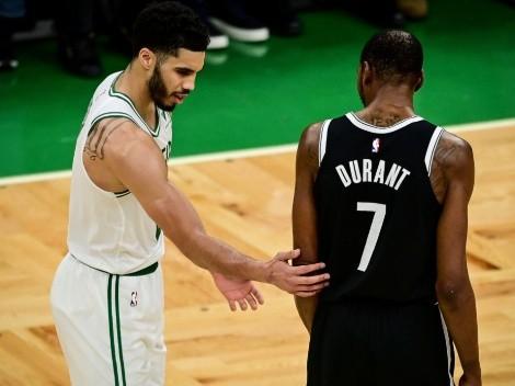 Kevin Durant pone a Jayson Tatum a la altura de LeBron James y Kobe Bryant