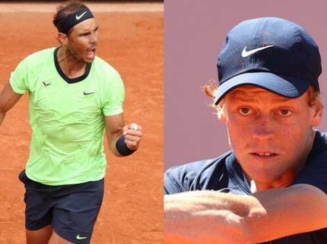 Rafael Nadal vs. Jannik Sinner: Cómo ver EN VIVO en Chile partido de Roland Garros 2021