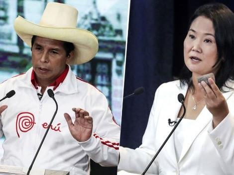 Actualización EN VIVO de los resultados | ONPE Elecciones Perú 2021: Pedro Castillo y Keiko Fujimori