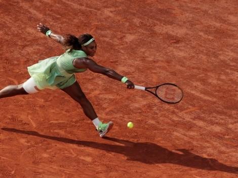 ¿Será el final de su carrera? Serena Williams eliminada de Roland Garros