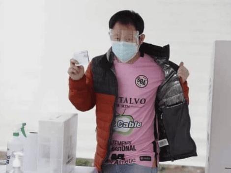 """""""Rechazamos el uso de la camiseta por el bando de la corrupción"""": Kenji Fujimori criticado por 'chalacos'"""