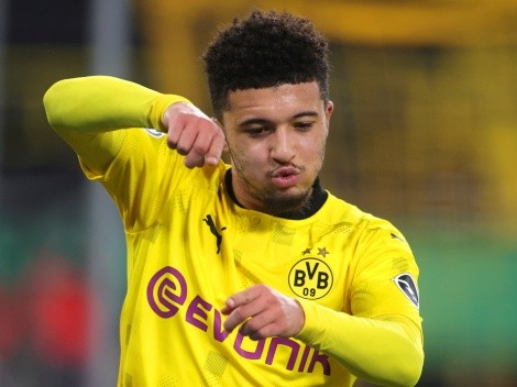 Report: Jadon Sancho available on cut-price deal, Manchester United re-open talks for summer move