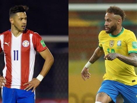 Paraguay vs Brazil: Confirmed lineups for Conmebol World Cup Qualifiers 2022