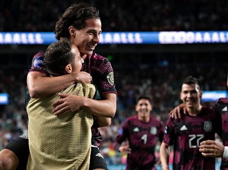 Diego Lainez pidió titularidad con un golazo en Denver