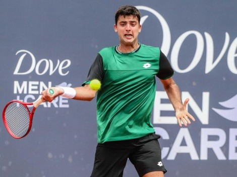 Tomás Barrios vs. Zizou Bergs: Dónde ver EN VIVO el partido por la primera ronda del Challenger 80 de Almaty
