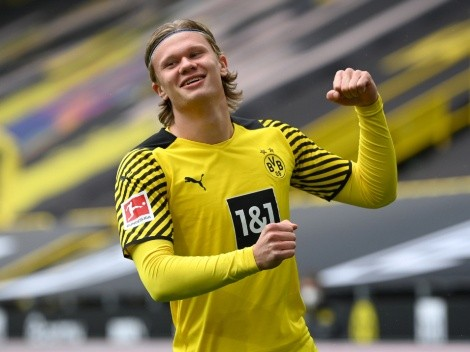 Report: Borussia Dortmund set an unaffordable price to sell Erling Haaland