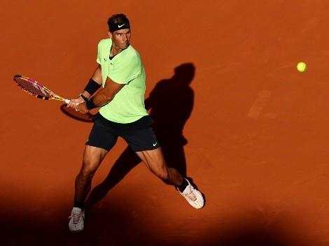 Rafael Nadal vs. Diego Schwartzman: Cómo ver EN VIVO en Chile el partido de Roland Garros 2021