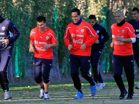 Gary Medel extraña a Humberto Suazo en la Selección Chilena