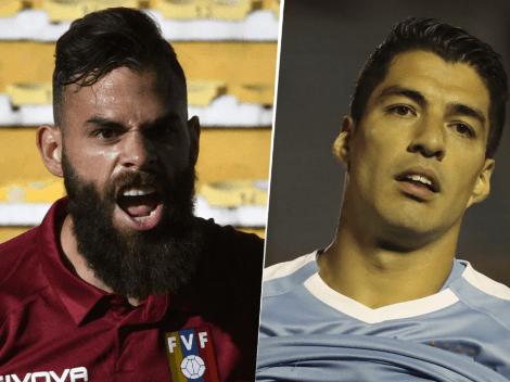 Venezuela y Uruguay empataron sin goles por las Eliminatorias Sudamericanas