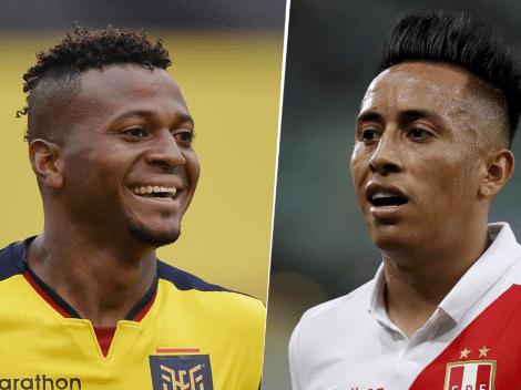 EN VIVO: Ecuador vs. Perú