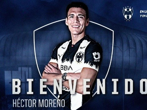 De Selección: Rayados de Monterrey anuncia a su nuevo fichaje